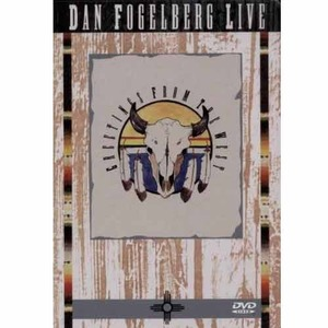 [DVD] DAN FOGELBERG - Live : Greetings From The West