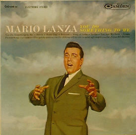 MARIO LANZA - Do You Something To Me
