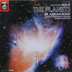 HOLST - The Planets - London Phil/Adrian Boult